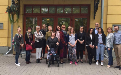 2nd STEERING COMMITTEE MEETING IN ESTONIA
